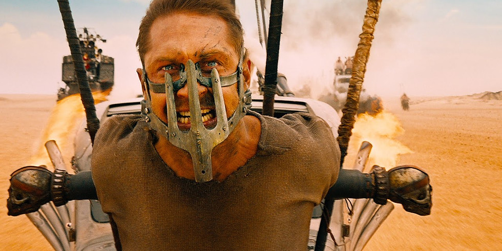 MOVIES UNDER THE STARS: Mad Max Fury Road