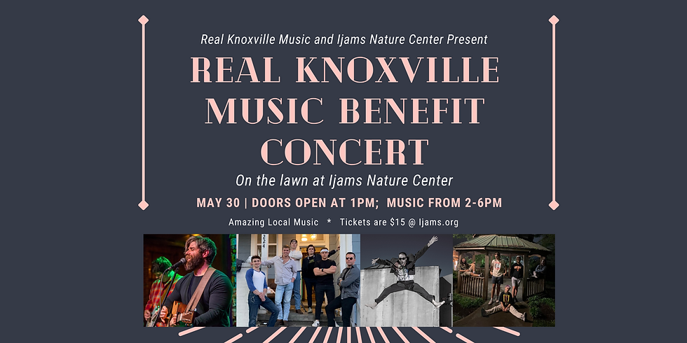 SPECIAL EVENT: Real Knoxville Music Benefit Concert