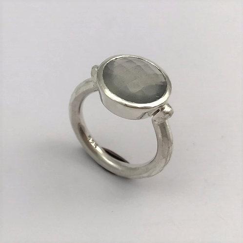 Silber 925 mit Mondstein