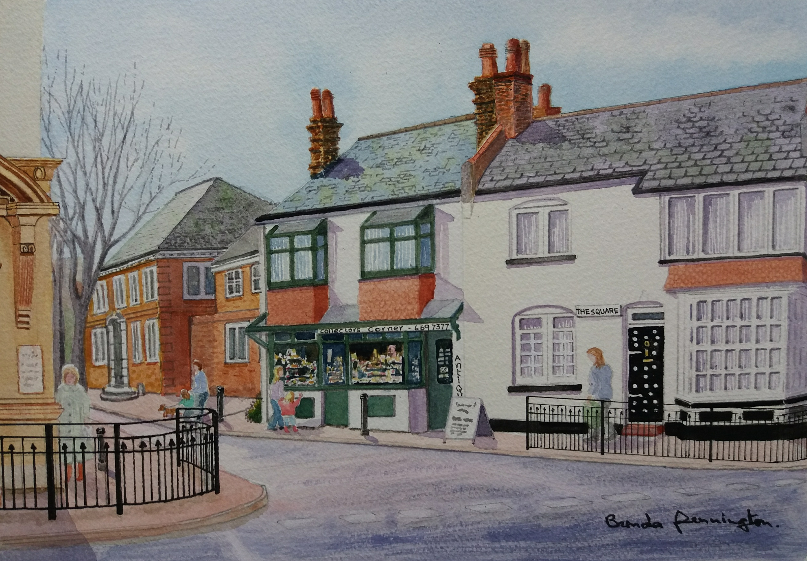 The Square Carshalton (2) - Brenda Penni