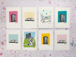 Kate Marsden - Croydon Mini Prints