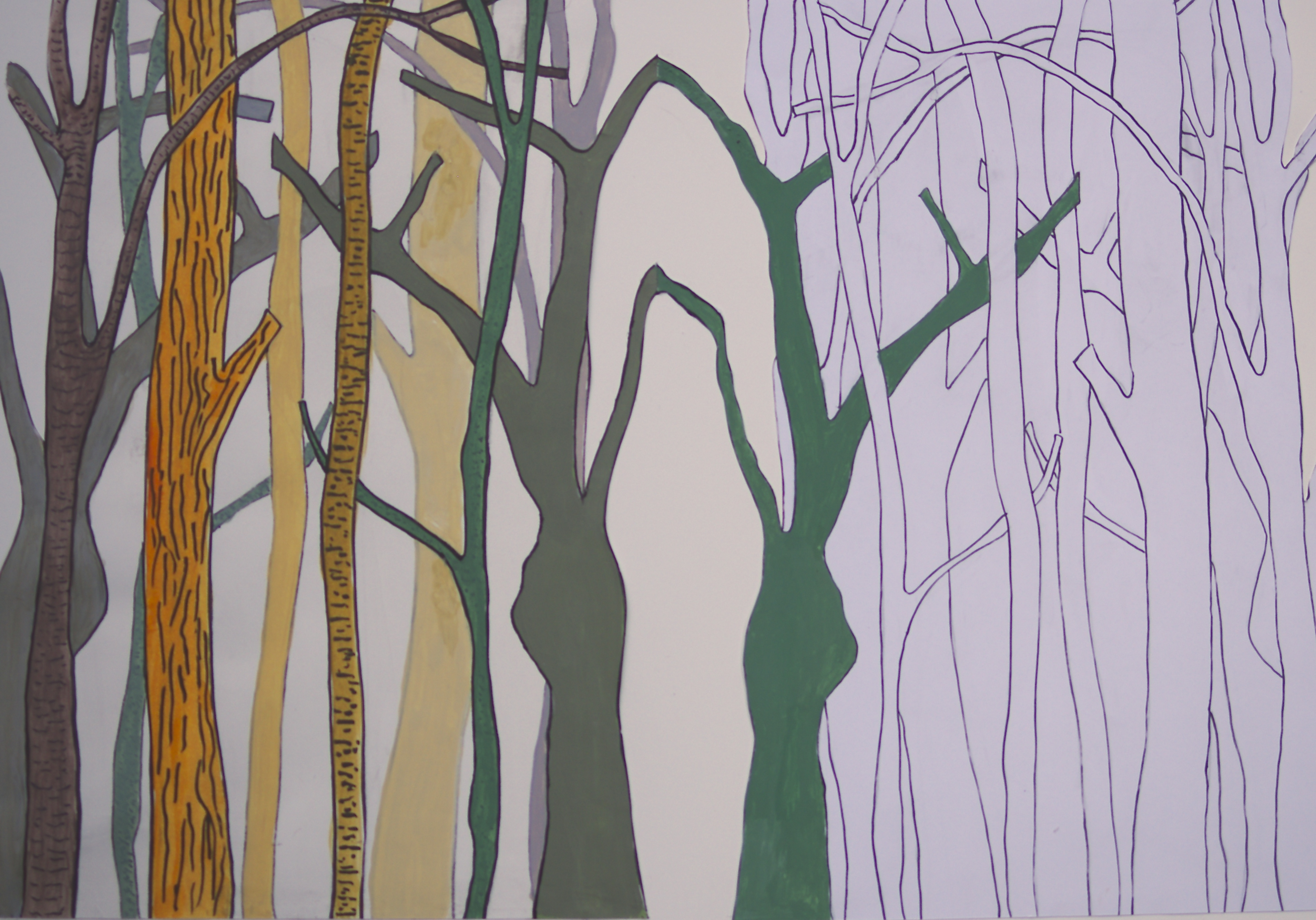 Chris RobertsBox Hill Trees