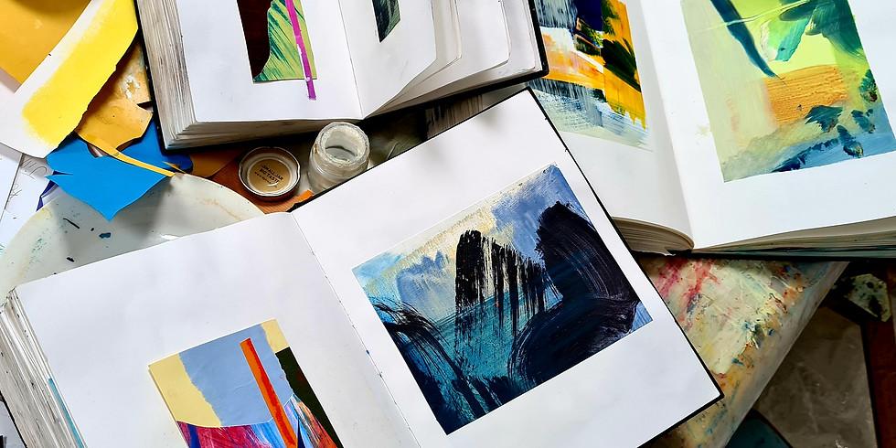 Sketchbook Workshop with Claire Chandler