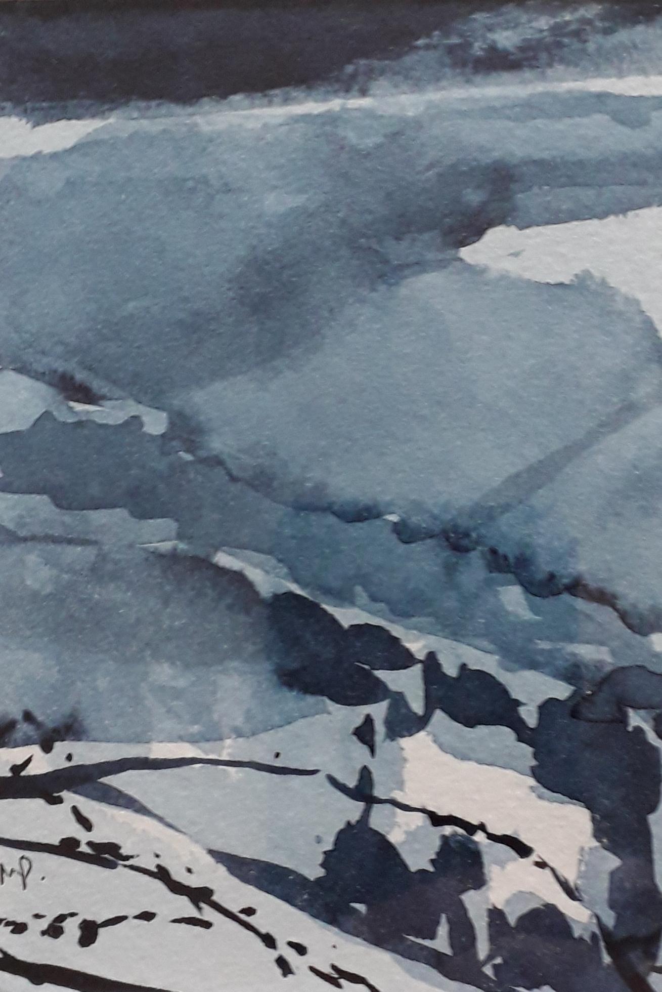 3 View Over Dartmoor - Maggie Penton