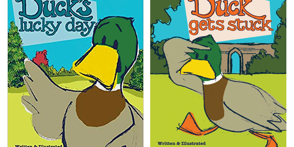 Duck Story Time with Helena Vaughan