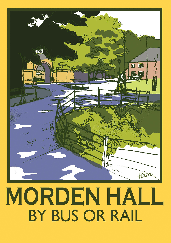 Morden Hall small - Carshalton Artists