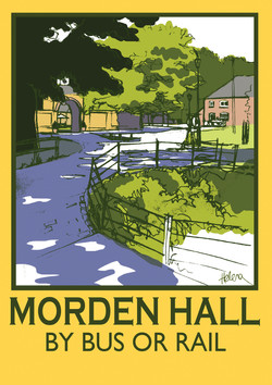Morden Hall small - Carshalton Artists