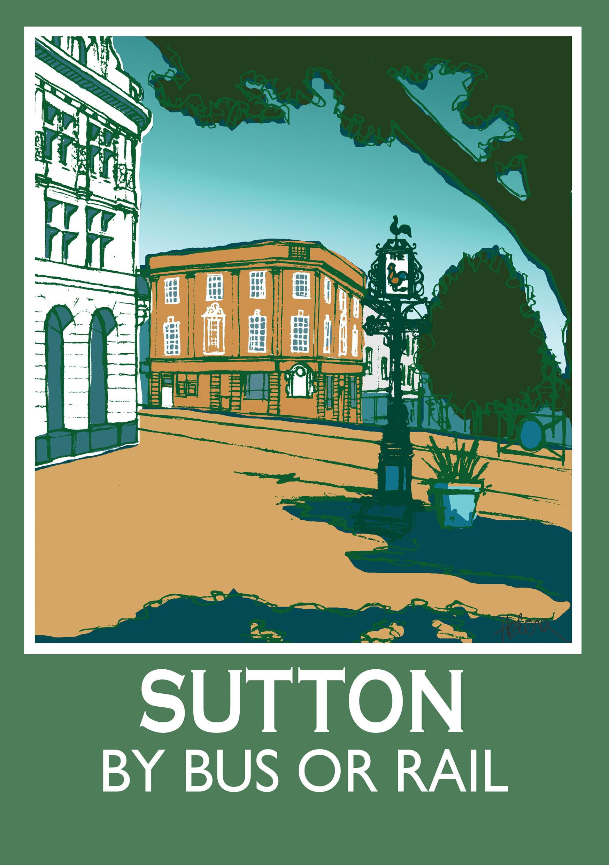 Sutton small - Carshalton Artists