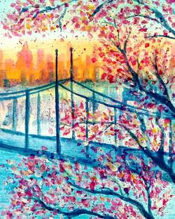 Irene Caboni Freedom Bridge