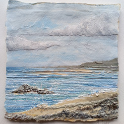 Anne Cady, Cornish Seascape 1