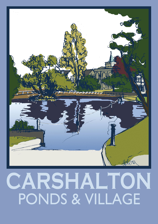 Carshalton Ponds small
