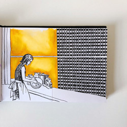 Kate Marsden - Everyday -Sketchbook Page