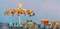 John Stillman 'Fairground'