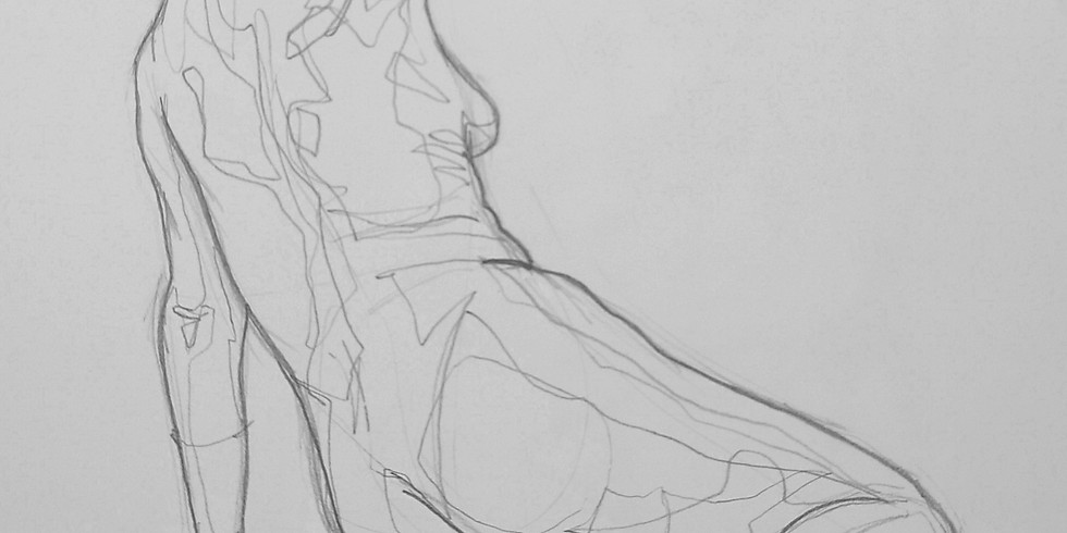 Life Drawing with Neal Vaughan