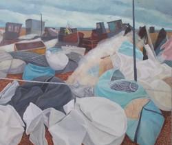 Michael Collins Net bag Beach