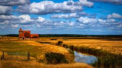 Thomas A Beckett Church, Walland Marsh -