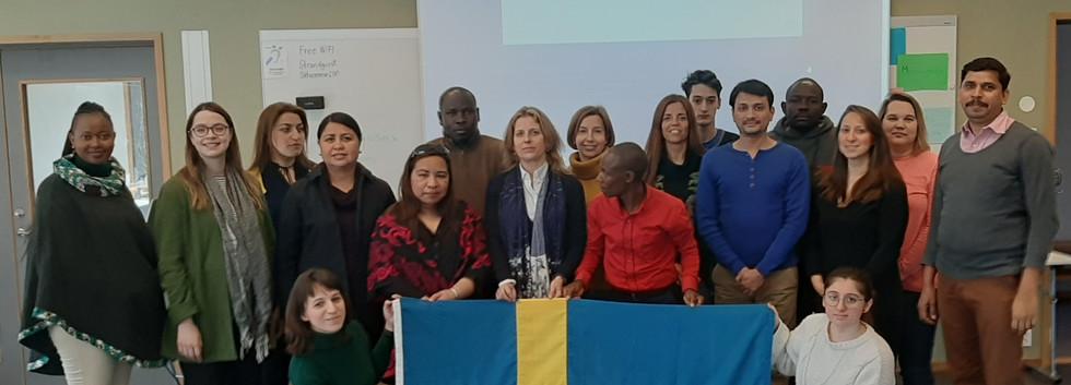 Sweden meet