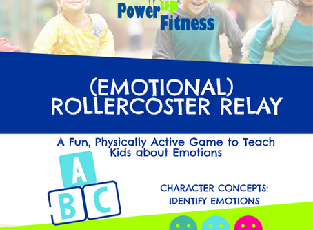 teaching Character Concepts through Physical Activity