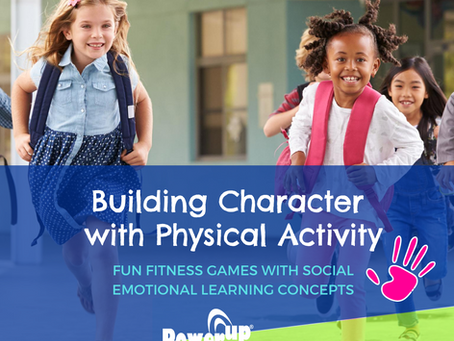 Building Character with Physical Activity