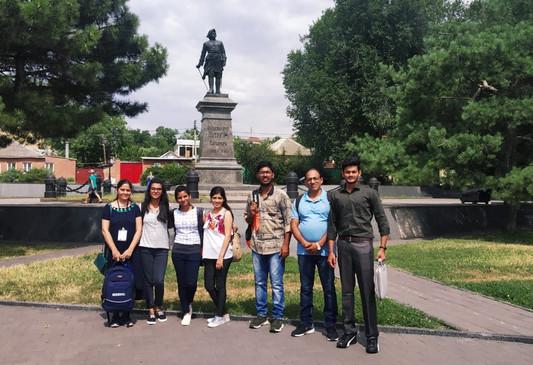 Russia Summer School 2019-20