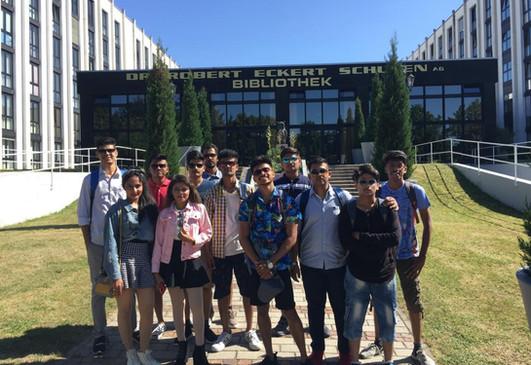 Germany Summer School 2019-20