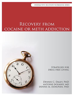 Recovery from Cocaine or Meth Addiction.