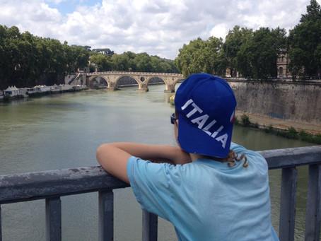 Róm, um Róm, frá Róm, til ...💞
