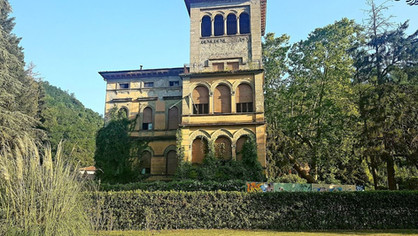 Villa Fiori - Blómavillan