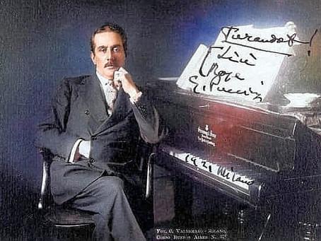 Meistari Puccini í Bagni di Lucca