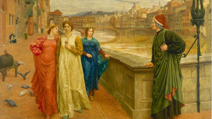 Dante - séð og heyrt