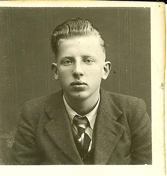 Guðmundur Kristjánsson, bróðir mömmu sem fórst með MB Frey í mannskaðaverði 12. febrúar 1944