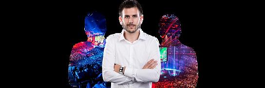 Javier Zafra - Experiencia Esports