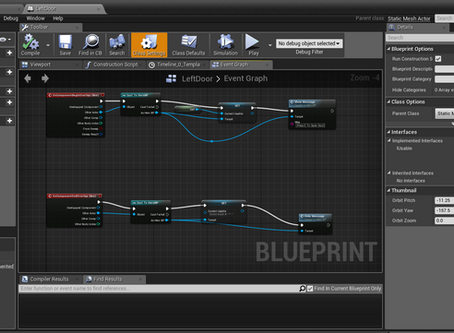 UE Tip - Using Blueprint Interfaces to implement easy Usables
