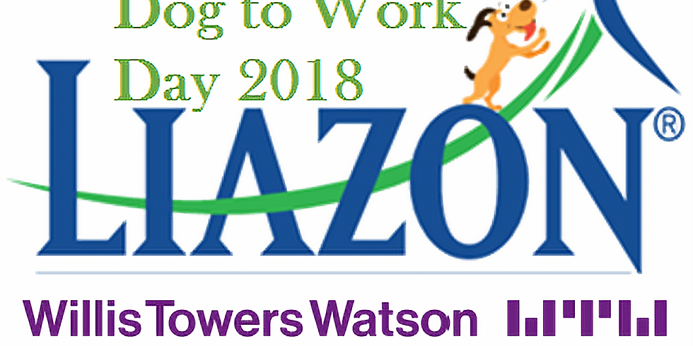 Liazon Take Your Dog to Work Day