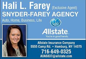 Hali L. Farey Allstate Agent