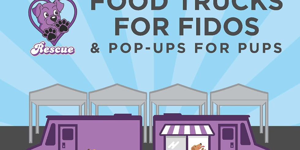 Food Trucks for Fido and Pop-ups for Pups