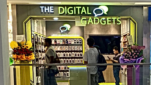The Digital Gadgets Nex Mall Outlet