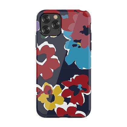"Devia iPhone 11 Pro 5.8"" Perfume Lily Case, Blue"