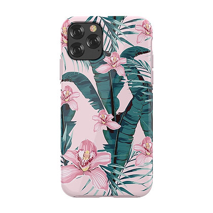 """Devia iPhone 11 Pro 5.8"""" Perfume Lily Case, Pink"""