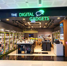 The Digital Gadgets Westgate Open 10am to 10pm Tel: 6721 9470 #03-40 (beside Huawei)