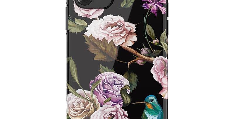 Devia iPhone 11 Pro Perfume Lily Case, Black