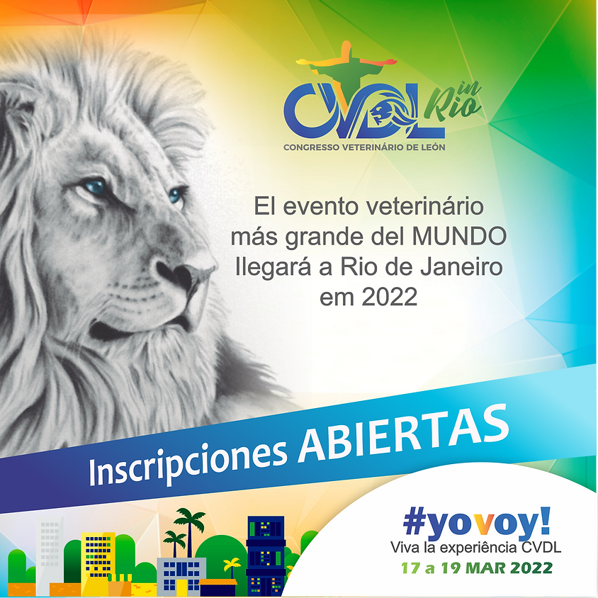 CVDL IN RIO -  Inscripcion para EXTRANJEROS