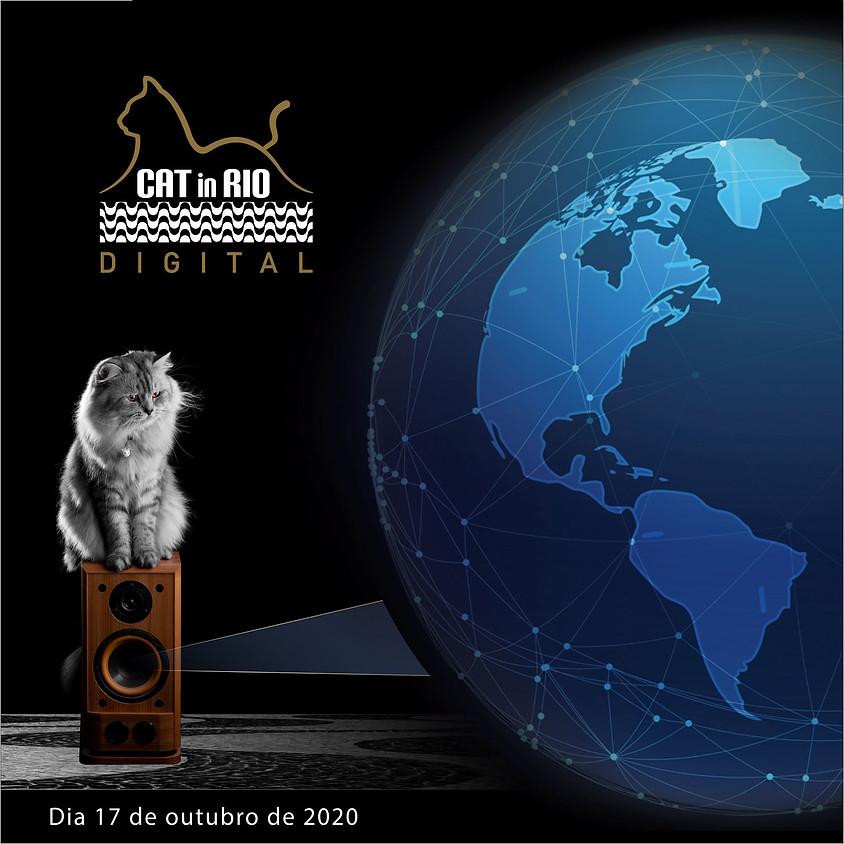 CAT IN RIO DIGITAL - ESTRANGEIROS