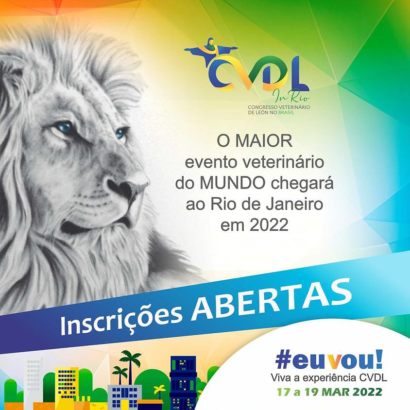 CVDL INRIO -  Inscrição para BRASILEIROS