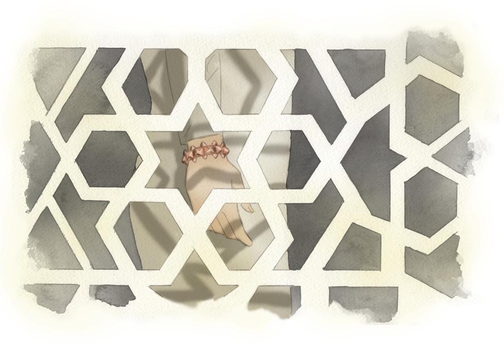 Cartier, concept art de Geoffrey Beloeil