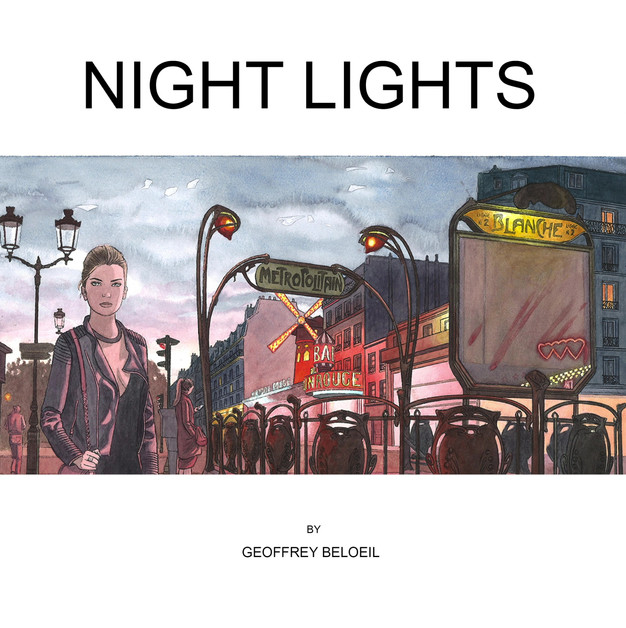 Night Lights Cover
