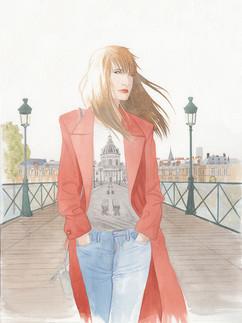 T-shirt Pont des Arts - Couleur Net.jpg