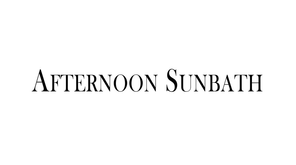 Afternoon Sunbath - logo.jpg