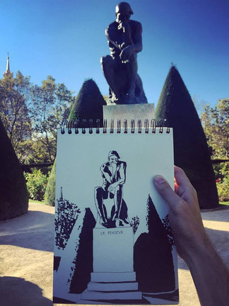 GEOFFREY BELOEIL · HOME · ILLUSTRATION · STORYBOARD · PRESS · ABOUT · CONTACT · SHOP · Illustration & Storyboard Paris.