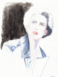 Lara Flynn Boyle - Noir - Couleur net.jp